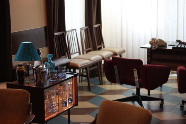 Detalle despacho presidencial MBIG ligera