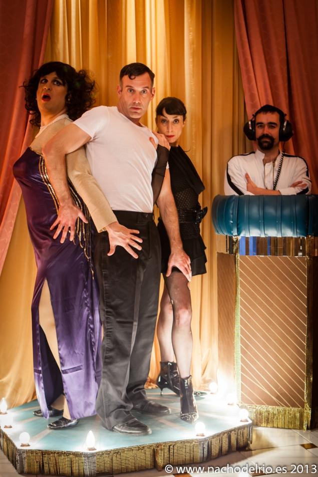 Fran Arraez - Iván Ugalde - Carmen Mayordomo y Carlos Be - ELEPÉ
