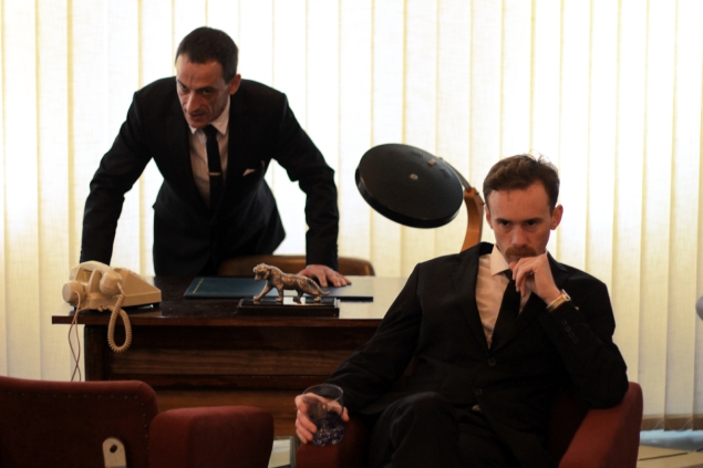 Francisco Boira y Daniel Pérez Prada DESPACHO ligera