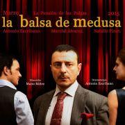 Marcial Alvares es Aliaga en La Balsa de Medusa